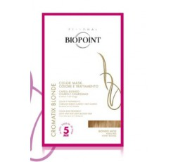 Biopoint Cromatix Blonde Color Mask Biondo Miele 30 ml
