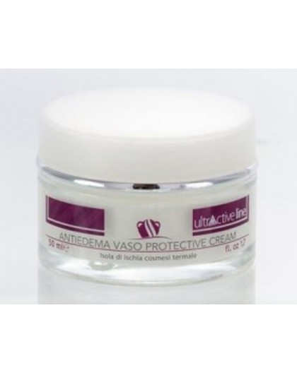 isola di ischia ultractive line antiderma vaso protective cream