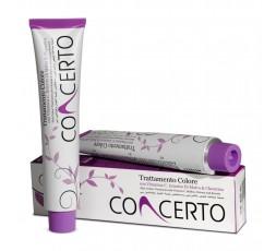 Concerto Tubo Tinta 100 ml N° 4.62 Castano Rosso Irisè