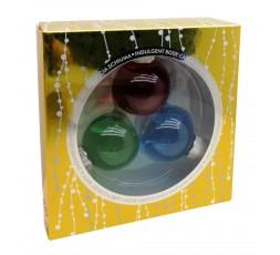 Rudy Conf. 3 pz Shower Gel 100 ml