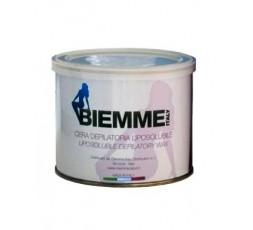 Biemme Cera Depilatoria Barattolo Liposolubile Titanio Rosa 400 ml