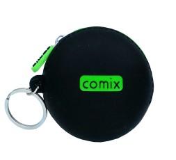 Comix Portamonete Caucciu Nero cod.61951