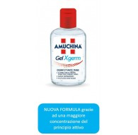 Amuchina Gel Aloe 80 ml.