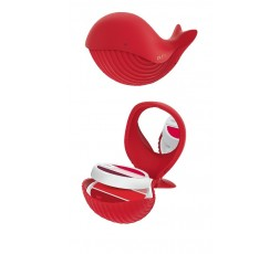 Pupa Trousse Whale 1 Rosso Cofanetto