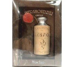 Intramontabili Parfums Muschio 18 ml olio Gold Limited