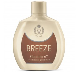 Breeze Deo Squezze 100 ml. Classico 67