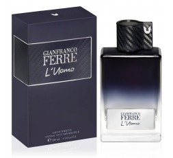 Gianfranco Ferrè Black Man - TESTER - 100 ml Edt