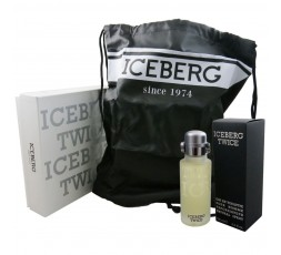 Iceberg twice conf edt 75 ml + aft.sh. 75 ml