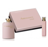 Arrogance Femme Cofanetto Edt 100 ml Spray + Edt 30 ml