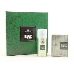 Rockford Homme Deep Wood Conf. Eau De Toilette 100 ml & Deodorante Spray 150 ml