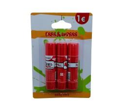 Kit 5 Penne + 3 Matite + 4 Gomme + 1 Temperamatite