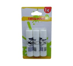 Kartal Kit 3 Colla Stick 15 Gr