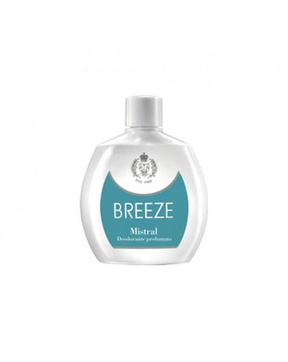 Breeze conf. Talco  deo no gas 100ml + crema corpo 150ml