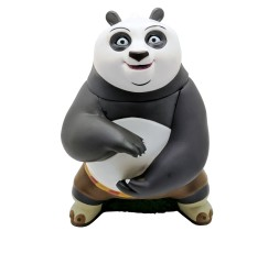 Kung Fu Panda 2 (Panda) Shower Gel 400 ml