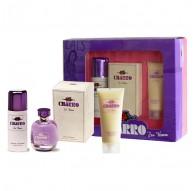 El Charro For Woman Conf. Edp. 100 ml + Deodorante + Crema Corpo