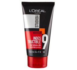 L'oreal Gel Studio Line Indestructible 9 Estremo 150 ml