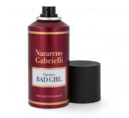 Nazareno Gabrielli I'm Not a Bad Girl Deodorant Perfumed 150 ml