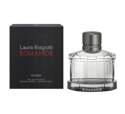 Laura Biagiotti Roma Uomo - TESTER - 125 ml Edt