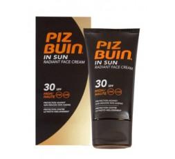 Piz Buin In Sun Crema Viso 30 SPF 40 ml