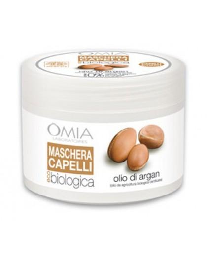 Omia Maschera Capelli eco biologico ARGAN  250 ml
