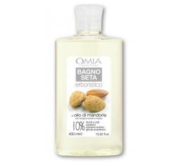 omia bagno seta olio di mandola 400 ml.