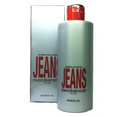 rocco barocco jeans donna shower gel 400 ml