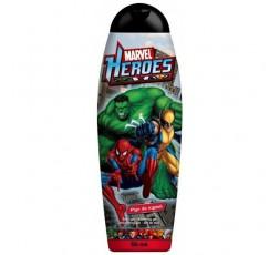 Marvel Heroes bagnoschiuma 500 ml