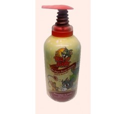 Disney Tom and Jerry 3D bagnoschiuma 1000 ml