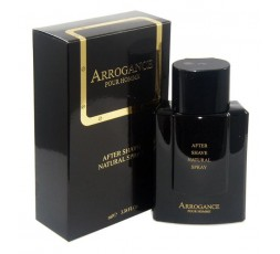 arrogance pour homme 75 ml after shave spray