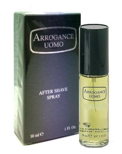 Arrogance Uomo Dopo Barba 30 ml spray