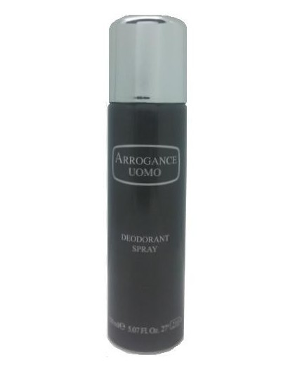 Arrogance Uomo deo spray 150 ml