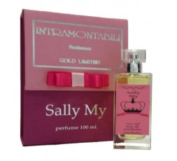Intramontabili Sally My edp 100 ml Gold Limited