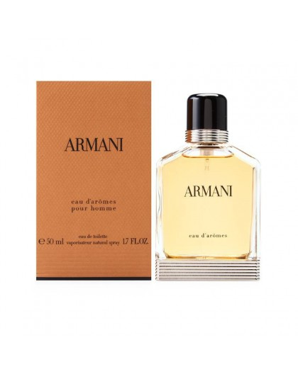 8f44ab59d5 Giorgio Armani eau d'aromes pour homme edt. 50 ml. Spray