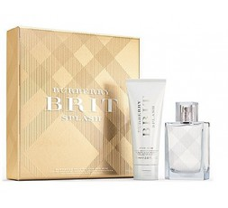 Burberry brit splash conf. edt50 + body 100