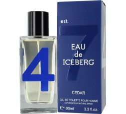 Iceberg Eau de Iceberg cedar 100ML edt