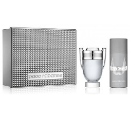 Paco rabanne invictus conf. edt 100 ml + deo spray 150ml