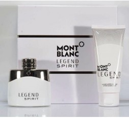 Mont blanc legend spirit conf. edt 50ml + aft.sh. 100ml