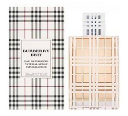 BURBERRY BRIT DONNA EDT 50 ML VAPO