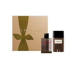 URBERRY FOR MEN COFFRET EDT 50ML + A/S 75ML