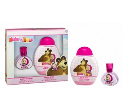 Masha & Orso conf. edt 30ml + gel bagno 300ml