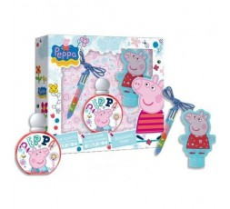 Peppa Pig conf. edt 50ml +gel bagno 50ml + penna