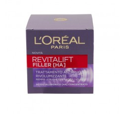 L'Oreal Re Vitalift Filler Crema Notte 50 ml.