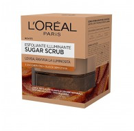 L'Oreal Sugar Srub Illuminante Olio oliva 50 ml.