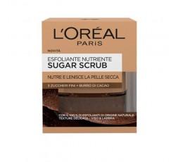 L'Oreal Sugar Srub Nutriente Olio oliva 50 ml.