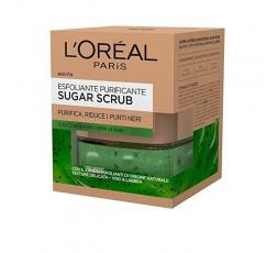 L'Oreal Sugar Srub Purificante Olio oliva 50 ml.