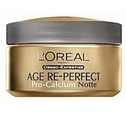 L'Oreal AGE PERFECT TRATTAMENTO RICCO FORTIFICANTE NOTTE 50 ML.
