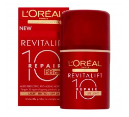 L`Oreal Dermo Expertise Revitalift Total Repair 10 BB Cream Light 50 ml