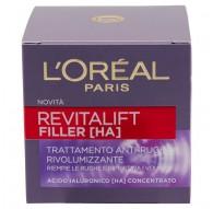 L'Oreal Paris Revitalift filler [ha] trattamento anti-rughe 50 ml