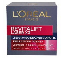 L'Oreal Paris Revitalift filler x3 Crema Maschera 50 ml