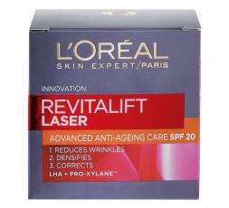 L'Oreal Paris Revitalift Laser X3 Crema viso anti-eta' SPF 20 50 ml